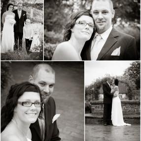 Bröllopsfotografering Sofiero - Lena och Fredrik