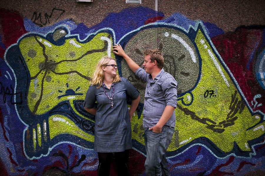 Louise och Daniel - Ellinge Slott