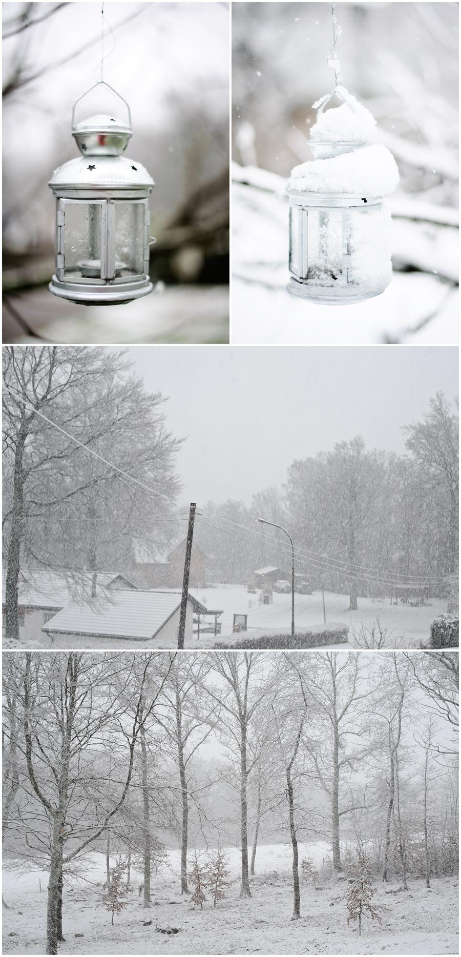 Vinter - äntligen!