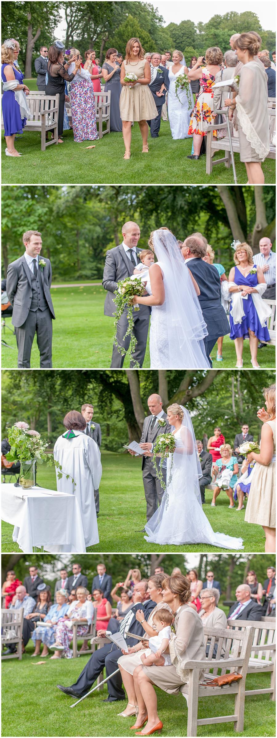 Jeanette och Gareth, Helsingborg - Vigsel Sofiero del två
