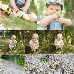 Bröllopsfoto och familjefotografering Skäralid - Söderåsen