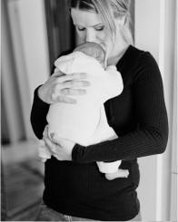 Lilly - bebisfotografering, Uppsala