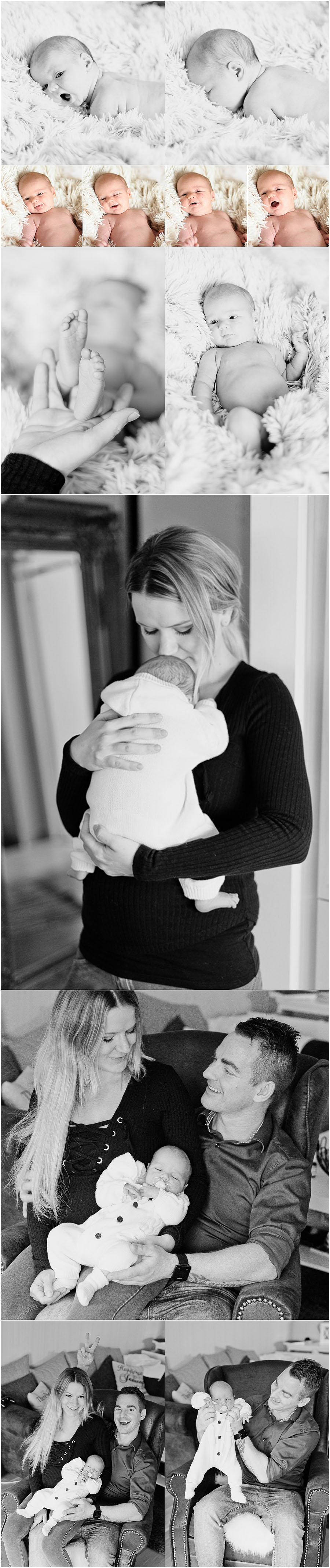 Lily - bebisfotografering, Uppsala